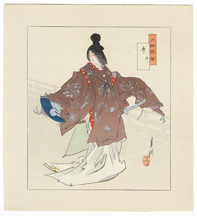 Dancer  by Gekko (1859 - 1920)