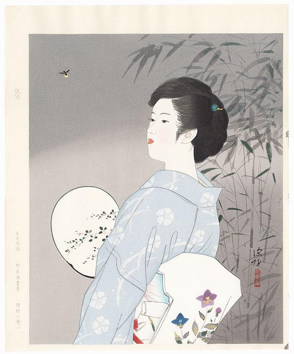 Firefly by Ito Shinsui (1898 - 1972)