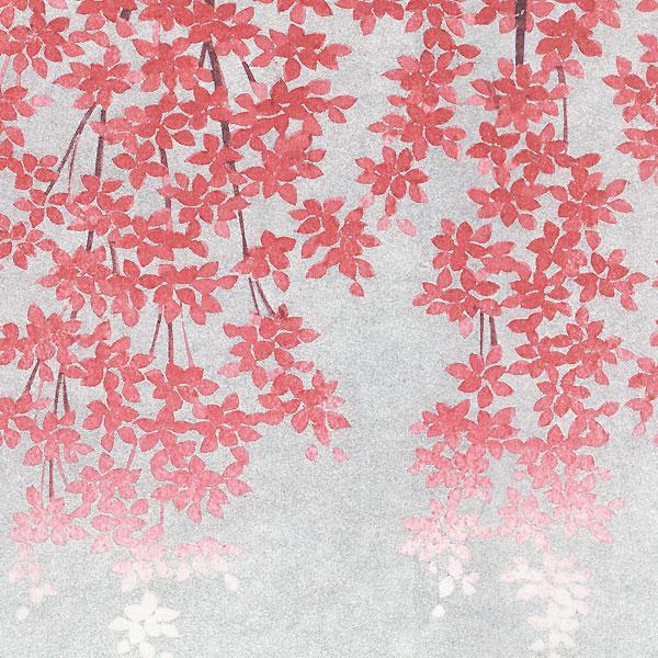 Weeping Cherry 8, 2007 by Hajime Namiki (born 1947)