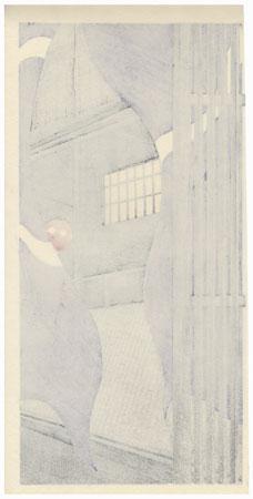 Purple Breeze  by Teruhide Kato (1936 - 2015)