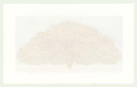 Treescene 123, 2006 by Hajime Namiki (born 1947)