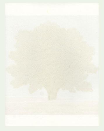 Treescene 147, 2013 by Hajime Namiki (born 1947)