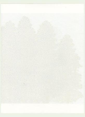 Treescene 145, 2012 by Hajime Namiki (born 1947)