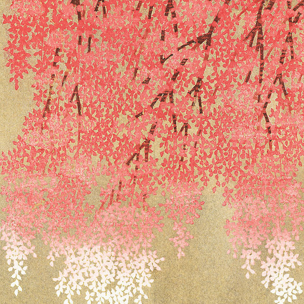 Weeping Cherry 18 A, 2013 by Hajime Namiki (born 1947)