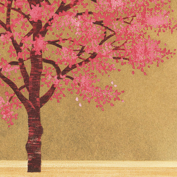 Dogwood 5, 2005 by Hajime Namiki (born 1947)