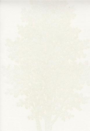 Treescene 130, 2008 by Hajime Namiki (born 1947)