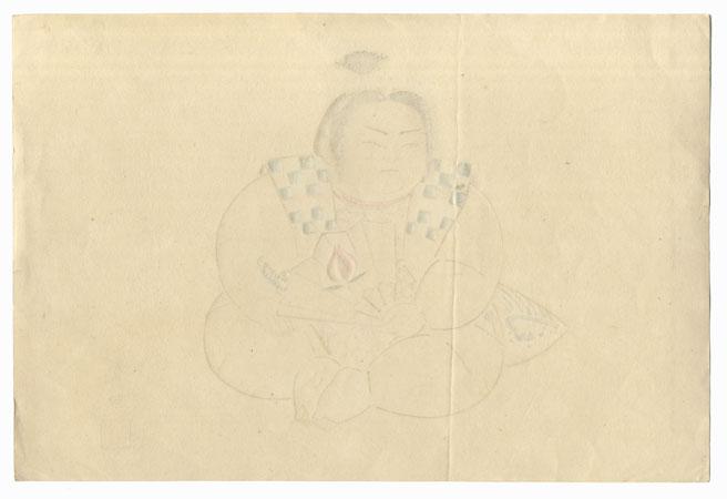 A Clearance Opportunity! Shin-hanga or Modern era Original by Shin-hanga & Modern artist (not read)