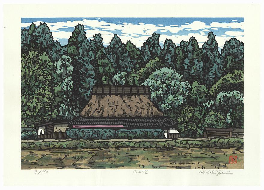 Tanoueno Sato by Nishijima (born 1945)