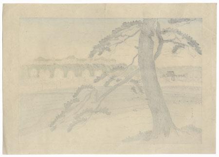 Park View by Shin-hanga & Modern artist (not read)