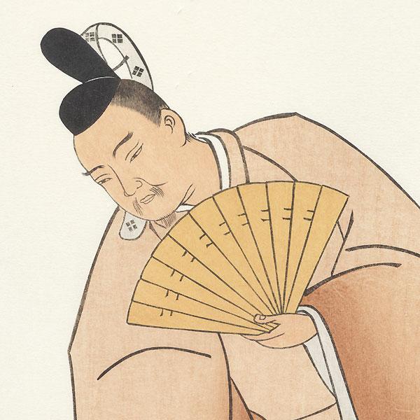 Oshio-uchi no Mitsune by David Bull