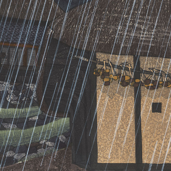 Tsuya (Rainy Season), 1986 by Joshua Rome (born 1953)