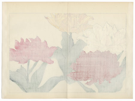 Tulip by Tanigami Konan (1879 - 1928)