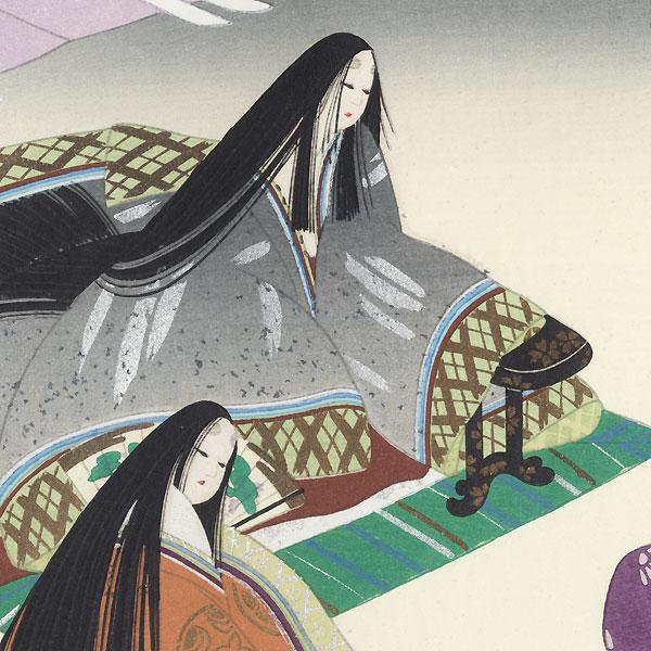 Minori (Prayer-offering), Chapter 40 by Masao Ebina (1913 - 1980)
