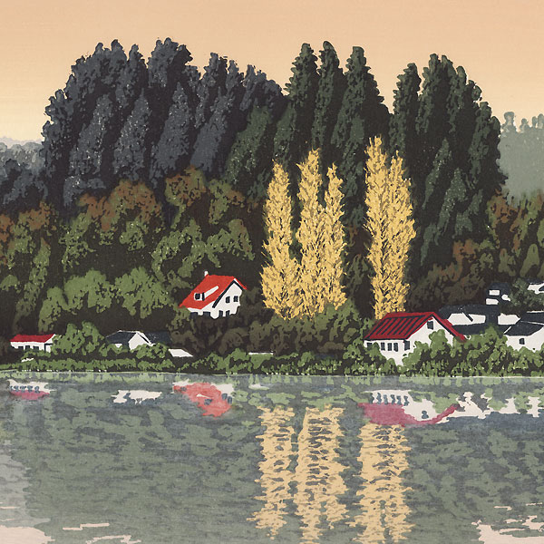 Gig Harbor, 2003 by Shufu Miyamoto (born 1950)