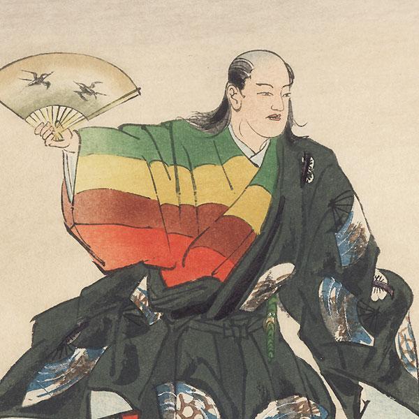Hanago, 1927 by Tsukioka Kogyo (1869 - 1927)