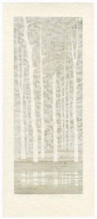 Azusa River Early Summer B by Fumio Fujita (born 1933)