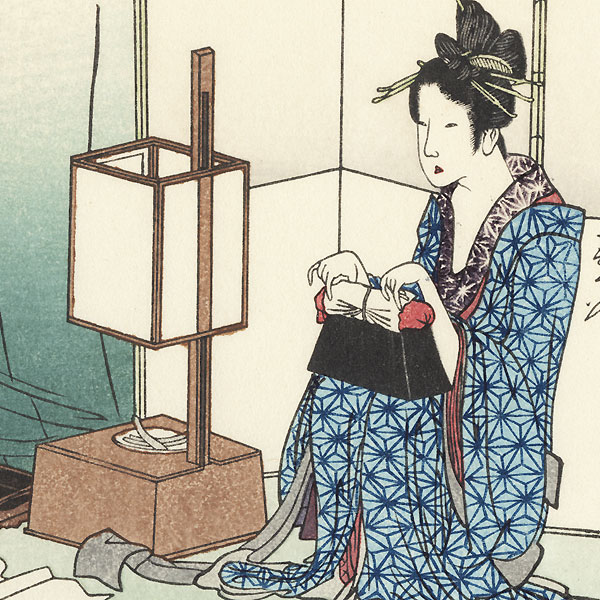 Drastic Price Reduction Moved to Clearance, Act Fast! by Hokusai (1760 - 1849)