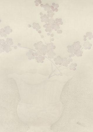 Spring Vase by Iwata Masami (1893 - 1988)