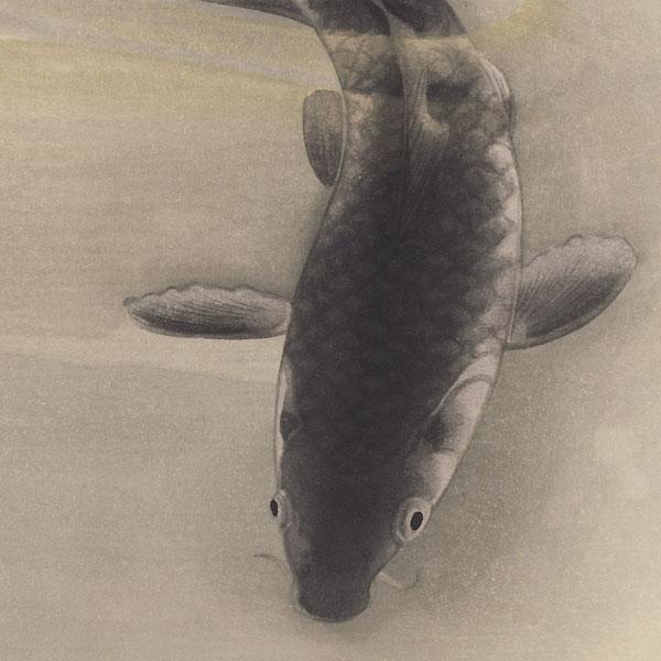 Spring Pond by Gyoshu Hayami (1894 - 1935)