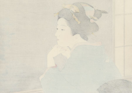 Young Leaves by Uemura Shoen (1875 - 1949)