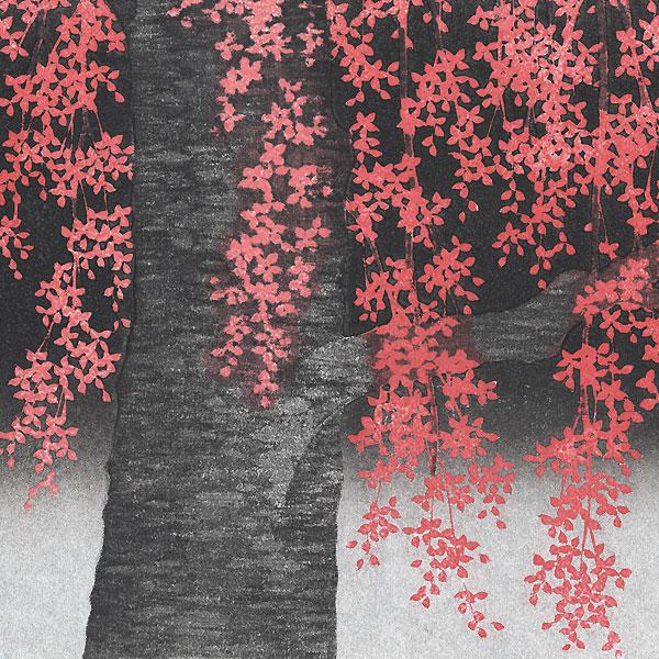 Weeping Cherry 2, 2005 by Hajime Namiki (born 1947)
