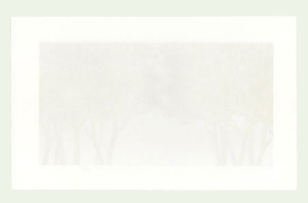 Treescene 129, 2008 by Hajime Namiki (born 1947)