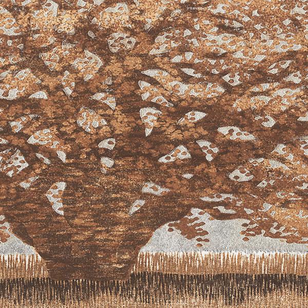 Treescene 110 B, 2002 by Hajime Namiki (born 1947)