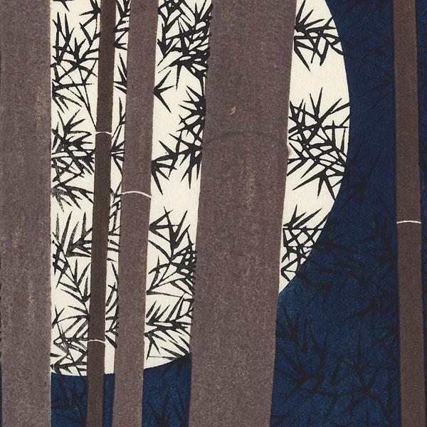 Feeling of Autumn by Teruhide Kato (1936 - 2015)