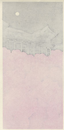 Hanabutai (Flower Stage) by Teruhide Kato (1936 - 2015)