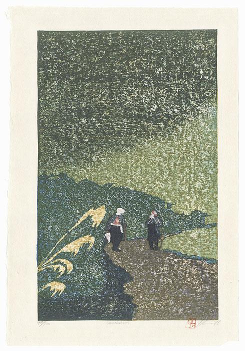 Sansaitori, 1988 by Joshua Rome (born 1953)