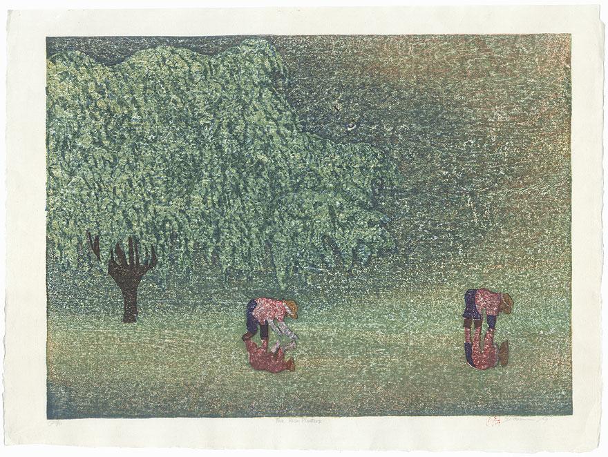 The Rice Planters, 1989 by Joshua Rome (born 1953)