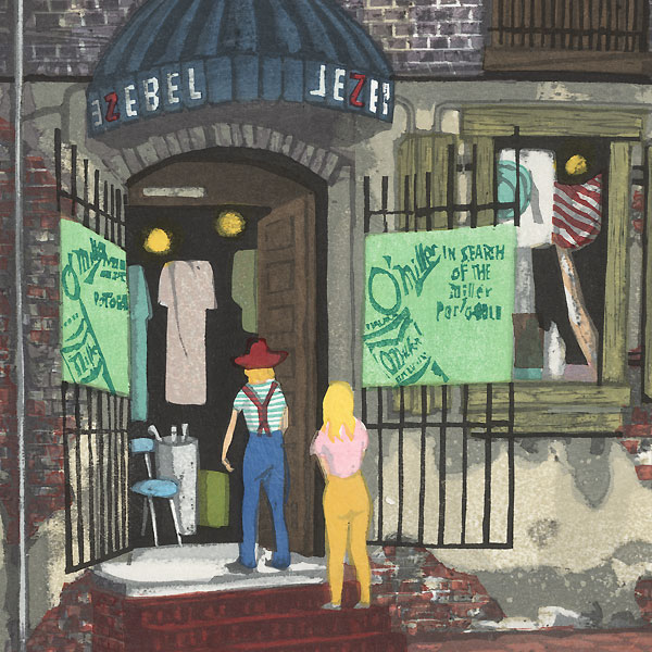 Savannah, 1992 by Fumio Kitaoka (1918 - 2007)