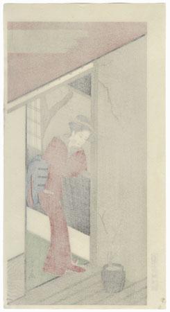 Spring by Shunsho (1726 - 1792)