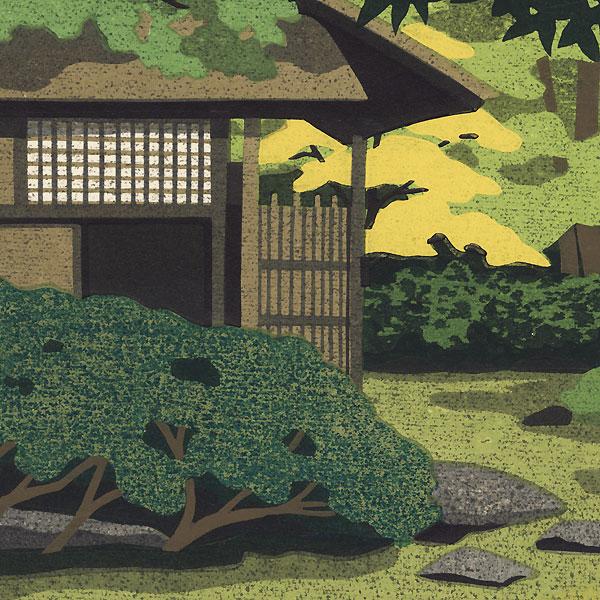 Kenninji Temple, 1985 by Masao Ido (1945 - 2016)
