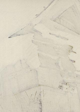 Fuyu no Arashi (Winter Storm), 1987 by Joshua Rome (born 1953)