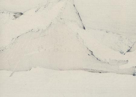 Tsukiakari (Moonlight), 1987 by Joshua Rome (born 1953)
