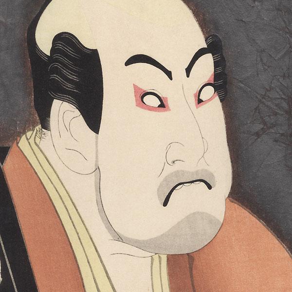 Tanimura Torazo as Washizuka Yaheiji by Sharaku (active 1794 - 1795)